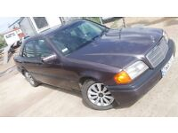 LHD mercedes c200 diesel , we have more left hand drive ---15 cheap cars on stock---