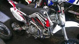 brand new demon x160 detroit