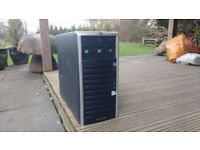 HP Proliant ML110 server