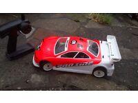 RC CAR / Touring Car TOMAHAWK VX 18 PRO NITRO .1/10