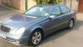 reduced bargain mercedes e270 quick sale