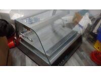 Tabke top cold display unit