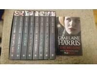 Charlaine Harris novels