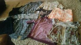 Assorted clothes