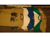 5 Men's T-shirts - 4 XXL and 1 XL