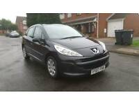 Peugeot 207 1.4 petrol starts and drives good
