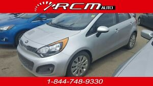 2015 KIA RIO HATCH,VIRTUALY BRAND NEW ONLY $127/BI WEEKLY!!!
