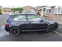 2004 VW GOLF V6 4MOTION NOT GTI