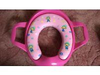 Fifi toilet seat.