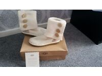Genuine ugg boots size 4.5