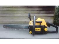 Partner/husqvarna petrol chainsaw very well made quality machine clean condition