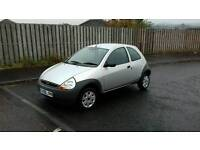2006 FORD KA,1 YEARS MOT, ONLY 22500 MILES, £595