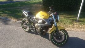 Yamaha XJ6 2009, Yellow, Naked, Good Condition, Garaged. only 10k miles!!