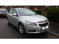 Chevrolet Cruze LT 2.0 vcdi very low millage 36,900 miles full MOT recent full service and Hpi Clear