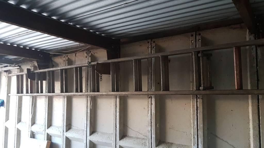 Doble extension Ladder