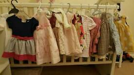 3-6 month old girls dresses