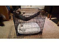 Elie Bo 24 inch folding Dog Crate