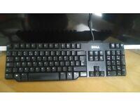 DELL USB keyboard QWERTY layout | Refurbished