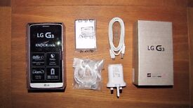 LG G3 16g Smartphone ( Unwanted Upgrade / Replacement )