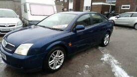 Vauxhall vectra 1.8 petrol 12 months more t full mot history