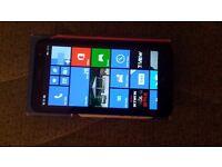 "Nokia Lumia 1320 Mobile Smart Phone Sim Free unlocked 6"" Screen Boxed"