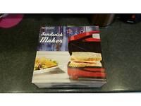 SilverCrest Sandwich Maker