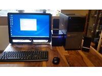 Gaming PC Quad Core i5 2400 3.10ghz Refurbished