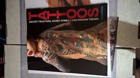 2 X Tattoo Books