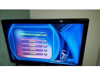 Baird tv built in freeview