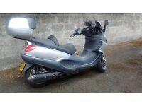 Piaggio X9 500 scooter 2002 17000 mls