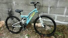 Women's / Girl's Ltd Edition Mountain Bike