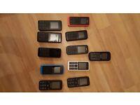 Basic Nokia/Alcatel/Samsung phones for sale (Job lot) good condition