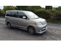 Toyota Voxy 8 Seater Not 7 Seat MPV Automatic Like NOAH Estima Alphard Verso P/X Welcome DELIVERY OK