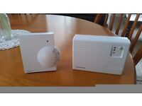 New Honeywell Wireless Thermostat and Control Box