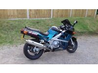 £1250 or swap px road legal 125 kawasaki zzr 600 very clean