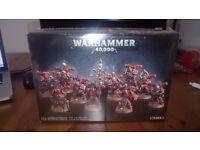 Warhammer 40k - Chaos Space Marine Squad - Sealed Box