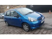 2006 (56) HONDA JAZZ S 1.2 PETROL - NEW CLUTCH - NEW MOT - BARGAIN