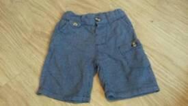 Mini club 9-12m shorts