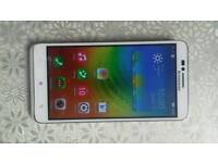 Lenovo lte mobile phone dual sim cards unlocked to all network in good condition