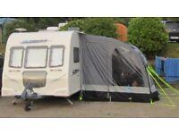 Kampa Rally Air 390 Inflatable Caravan Awning