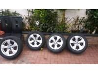 BMW Alloy Wheels - Run Flat -