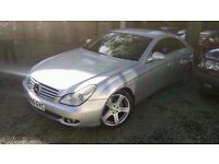MERCEDES BENZ 500 CLS AUTO FSH ALL RECEIPTS