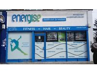Hair Salon for rent in a busy 'Women Only Gym' Dagenham/Ilford