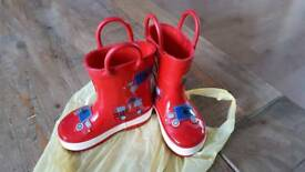 Toddlers/babies wellies