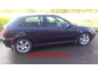 audi a3 1.9 tdi,03 reg,6 speed box