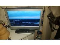"""Sony KDL20S2020 - 20"""" Widescreen Bravia HD Ready LCD TV with Freeview - Silver"""