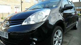 Nissan Note Acenta (In Amazing condition with MOT and 1 year Tax) NEAREST OFFER WINS THE BID