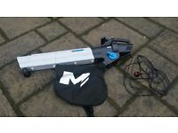 MacAllister 2800w Electric Blower/Vacuum