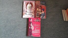 3 paperback books, various authors. Genre: Crime/Thriller/Mystery