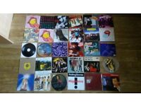 29 x rolling stones vinyl singles / picture discs